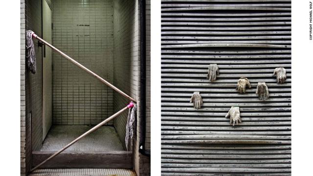 Informal Solutions phản ánh những cách làm sáng tạo của người Hồng Kông để tận dụng không gian chật hẹp