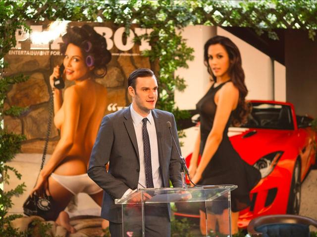 Hotboy nhà Hefner, có 71 nghìn lượt follow trên Instagram, người đã đưa ảnh khỏa thân trở lại với Playboy