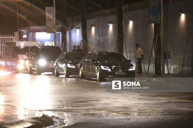 [NÓNG] Dàn siêu xe của Tổng thống Putin xuất hiện trên đường phố Đà Nẵng - Ảnh 9.
