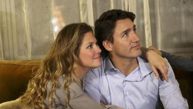 Gia đình ấm áp và viên mãn của thủ tướng Canada với người vợ hiền...