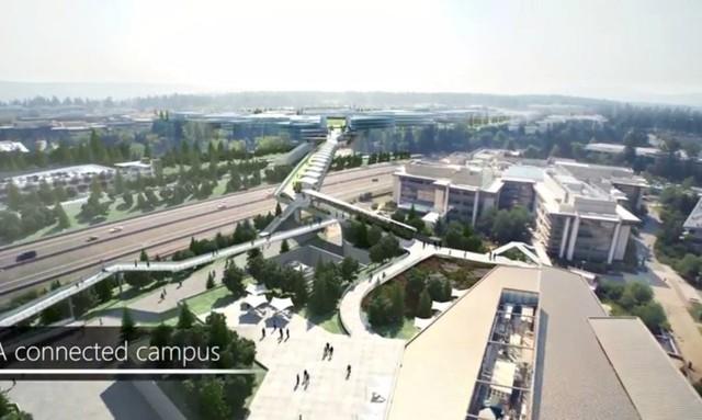 Toàn bộ xe sẽ được bố trí được đậu trong các bãi đậu xe ngầm của thành phố mini.