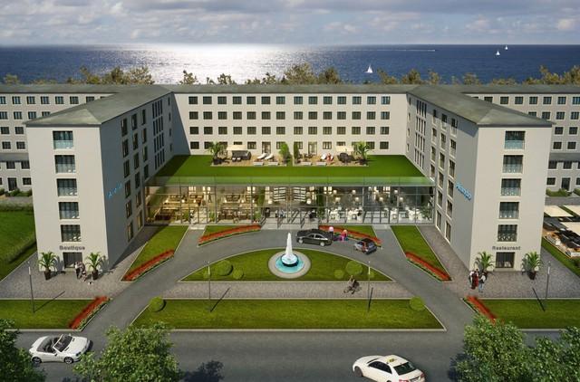 Mỗi căn hộ cao tầng ở đấy khá đắt có giá dao động dao động 400.000 đến 725.000 USD.