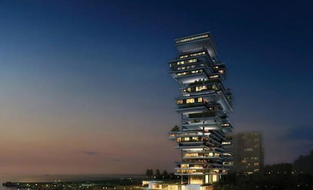 Có gì bên trong căn hộ penthouse đắt nhất Dubai? - Ảnh 9.