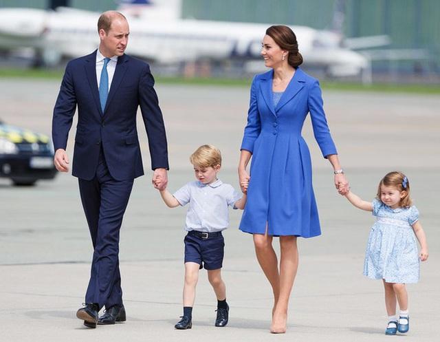 Công nương Kate và chồng không cần phải phô trương tình cảm của mình quá.