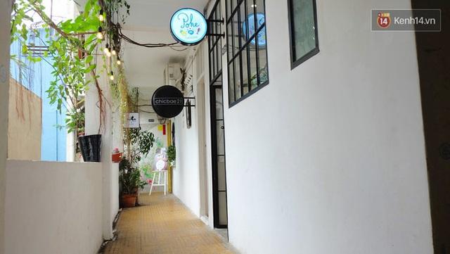 Như vậy trong thời gian tới chúng ta sẽ không còn nhìn thấy những quán cà phê chung cư xinh xắn như thế này nữa...
