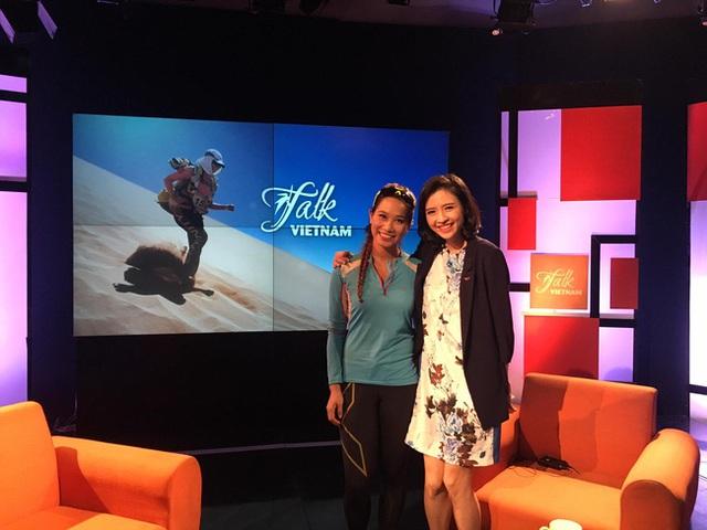 Phương Thanh xuất hiện trên một chương trình truyền hình mới đây.