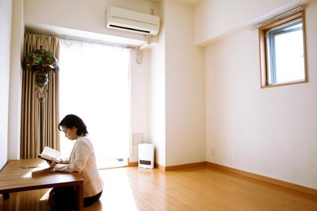 Không gian sống tối thiểu, nét đặc trưng tuyệt vời của người Nhật để tích lũy tài chính cho những nhu cầu cao hơn của cuộc sống sau này.