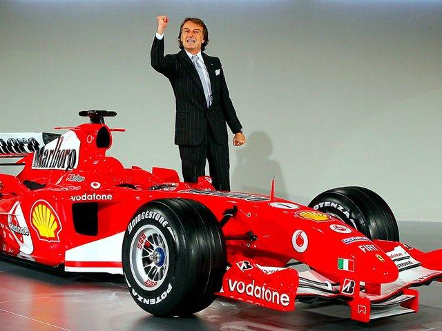 Luca di Montezemolo, người kế tục sự nghiệp của Enzo Ferrari