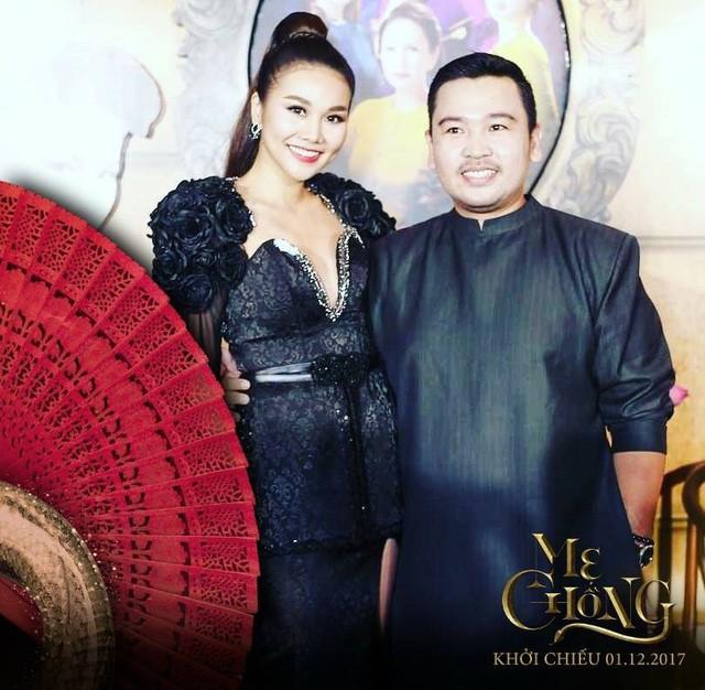 Đạo diễn Lý Minh Thắng (phải)