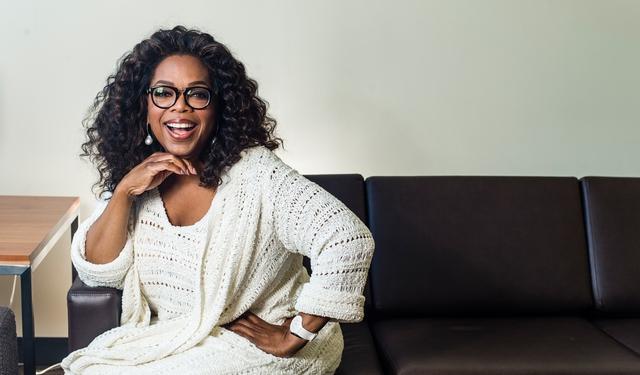 Bà Oprah Winfrey đã trở thành người phụ nữ da màu tạo nên 'giấc mơ Mỹ'.