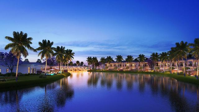 Khu nghỉ dưỡng Vinpearl Phú Quốc 3 do Tập đoàn VinGroup đầu tư.