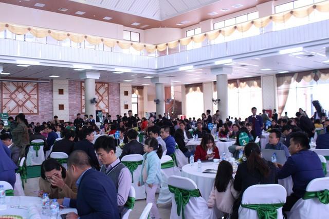 Hàng trăm người quan tâm đến 1 dự án bất động sản ở TP Bắc Ninh vừa được công bố ra phân khúc.