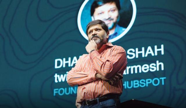 CTO Dhamesh Shah, đồng sáng lập, Giám đốc công nghệ của HubSpot.