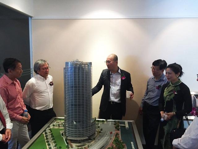 Đối tác mới của Dự án Saigon One Tower.
