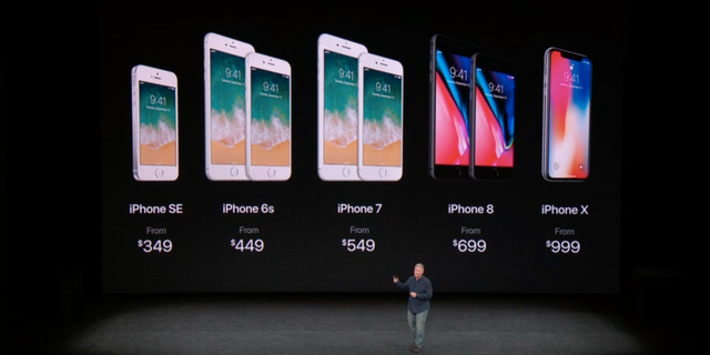 Quên iPhone X nghìn đô đi, chiếc điện thoại giá chỉ 350 USD này mới là mẫu smartphone đáng chú ý nhất của Apple