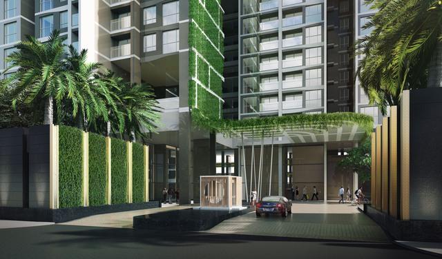 Theo các chuyên gia, đánh thuế căn nhà thứ 2 hiện nay chưa hợp lý và sẽ làm tăng giá nhà (Ảnh dự án d'Edge Thảo Điền).