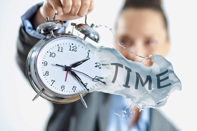 Bí quyết thành công là cách bạn quản lý thời gian chặt chẽ và kỉ luật.