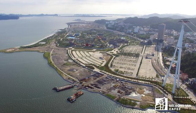 Sun Premier Village Ha Long Bay đang xây dựng.