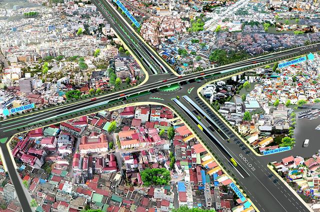 Sau khi dự án hoàn thành, một hệ thống giao thông khép kín và đồng bộ sẽ kết nối thuận tiện khu vực Củ Chi với trung tâm thành phố.