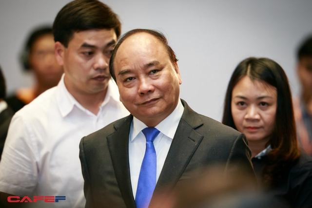 Thủ tướng Nguyễn Xuân Phúc tại Diễn đàn (Ảnh: Thành Đạt)