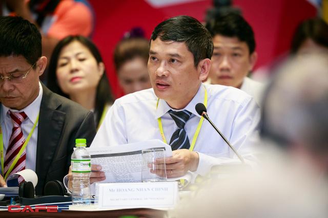 Ông Hoàng Nhân Chính Trưởng Ban thư ký Hội đồng tư vấn Du lịch cho biết cần phải tháo nghẽn Visa (Ảnh: Thành Đạt)