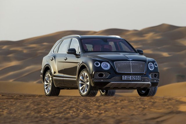 Chiếc xe Falconry trị giá lên tới 230.000 USD thuộc dòng SUV siêu sang trọng với đầy đủ tiện nghi.
