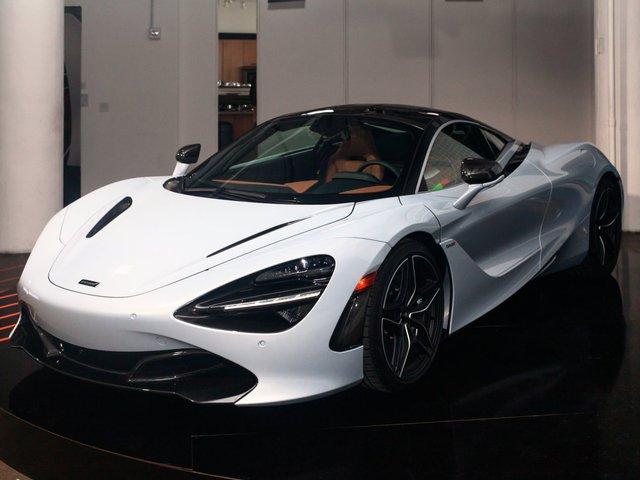 Siêu xe McLaren 720S.