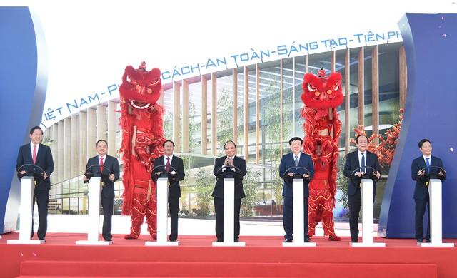 VinGroup khởi công dự án tổ hợp sản xuất ôtô tại Hải Phòng ngày 2/9.