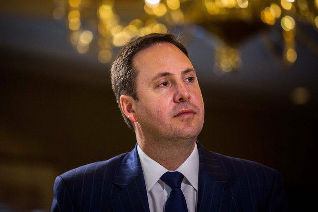 Steven Ciobo, Bộ trưởng Thương mại Australia.