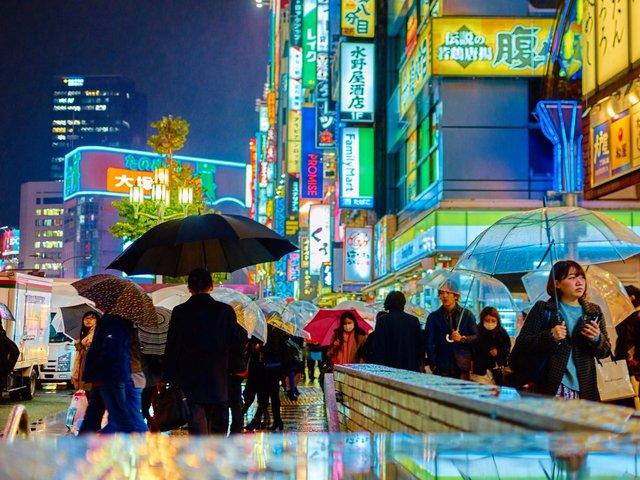 Ngày nay, Tokyo vẫn là một trong những thành phố lớn nhất thế giới, với dân số đạt 13,5 triệu người.