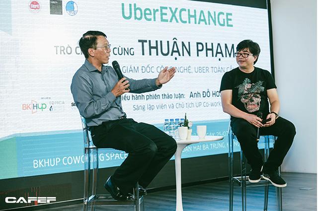 """Thuận Phạm TGĐ Công nghệ Uber toàn cầu: """"Đừng suy nghĩ quá nhiều về con đường nhưng hãy nhớ làm việc 16 giờ mỗi ngày"""" - Ảnh 3."""