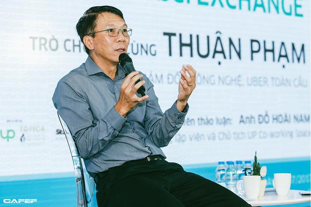 """Thuận Phạm TGĐ Công nghệ Uber toàn cầu: """"Đừng suy nghĩ quá nhiều về con đường nhưng hãy nhớ làm việc 16 giờ mỗi ngày"""" - Ảnh 5."""