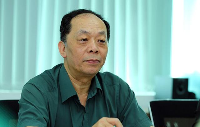 Ông Đào Huy Giám, Tổng Thư ký Diễn đàn kinh tế tư nhân Việt Nam (VPSF)