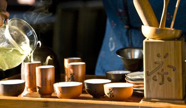 Thức thức trà trở thành một nét văn hóa đặc trưng của người Nhật Bản.