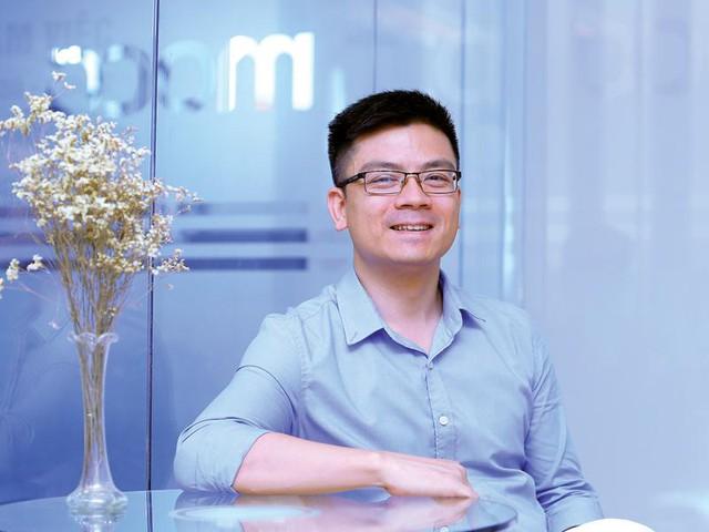 Ông Trần Thanh Nam, CEO Moca