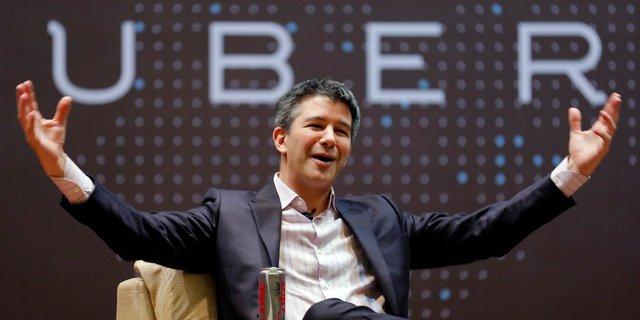 Travis Kalanick - CEO của Uber dừng việc theo đuổi chuyên ngành kỹ sư máy tính ở trường UCLA khi chưa tốt nghiệp và bắt đầu làm việc cho Scour, một công cụ tìm kiếm.