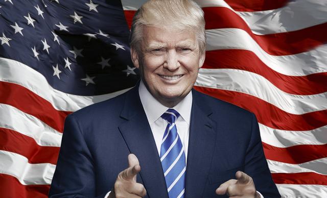 Tổng thống Trump muốn đặt lợi ích của người Mỹ lên trên hết.