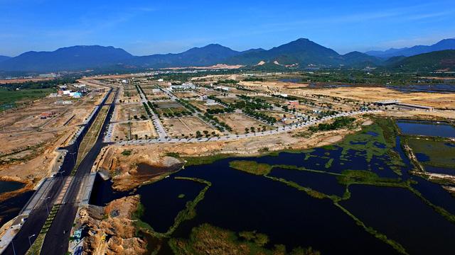 Toàn cảnh dự án Golden Hills nhìn từ trên cao
