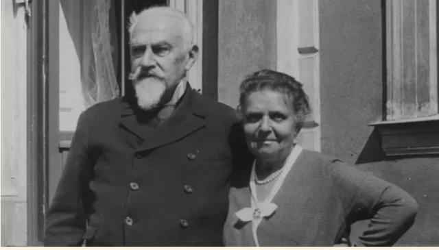 Alice và Knut, những người sáng lập nên quỹ từ thiện của gia tộc Wallenberg. Nguồn: Financial Times.