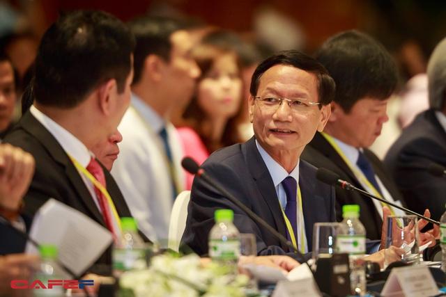 Vũ Văn Tiền – Chủ tịch HĐQT Ngân hàng TMCP An Bình (Ảnh: Thành Đạt)