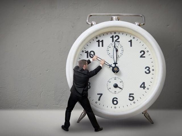 Thời gian chính là tiền bạc.