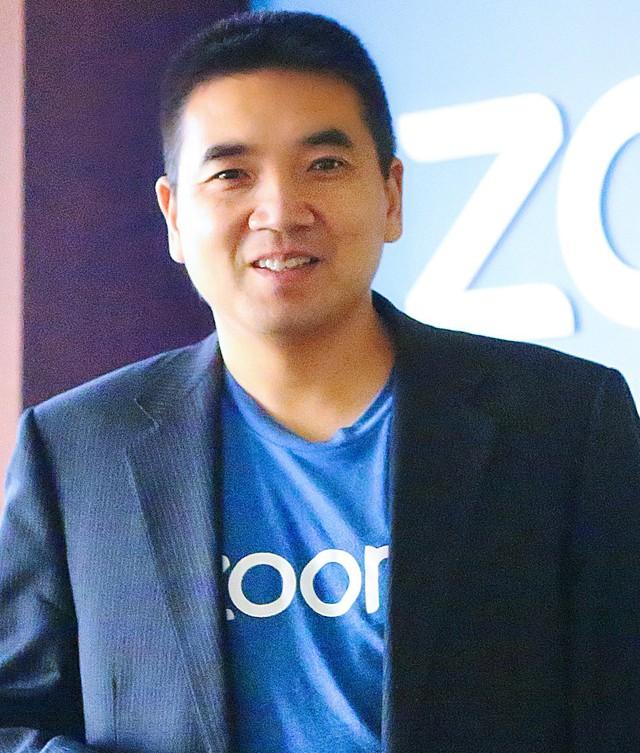 Nhà sáng lập kiêm CEO của Zoom, Eric S. YuanZoom.