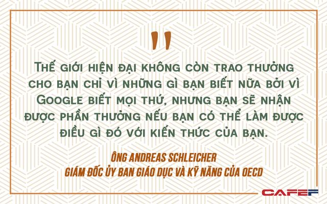 Sinh viên Việt Nam nên học tập và thích ứng như thế nào trong thời đại mà Google biết tất cả mọi thứ? - Ảnh 1.