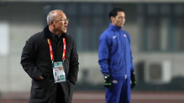 Cánh tay phải của HLV Park Hang-seo lý giải lý do U23 Việt Nam tất thắng trước đối thủ Qatar: Đã lỡ rồi, ta vô địch đi thôi! - Ảnh 2.