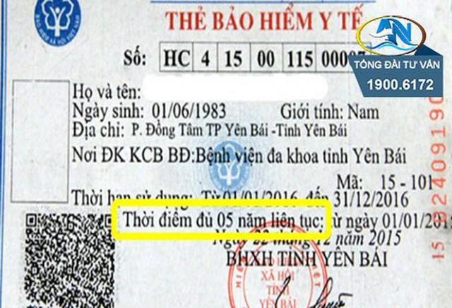 BHXH Việt Nam yêu cầu xử lý sai sót trên thẻ BHYT - Ảnh 1.
