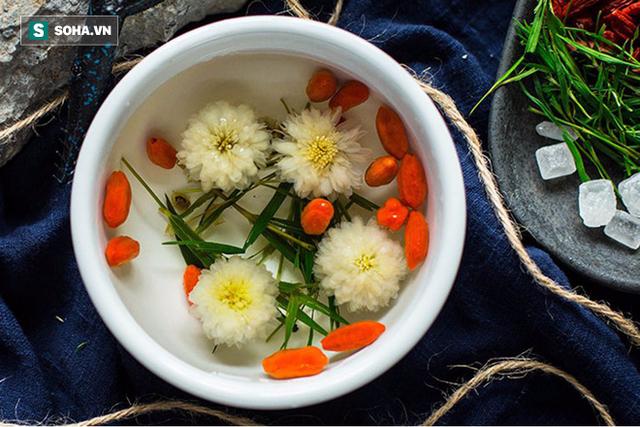 Chuyên gia Đông y chia sẻ công thức 3 loại trà thanh lọc gan, sáng mắt, tốt cho nội tạng - Ảnh 1.