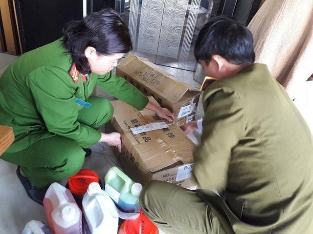 Hà Nội: Phát hiện cửa hàng trà sữa Ding Tea sử dụng trân châu không rõ nguồn gốc - Ảnh 1.