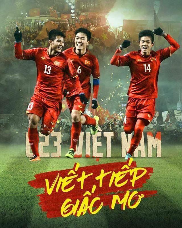 Doanh nghiệp địa ốc chịu chơi tiếp lửa cho U23 Việt Nam khiến người hâm mộ nức lòng - Ảnh 1.