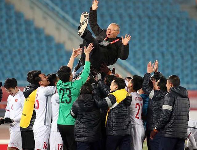 Park Hang-seo – Người có công lớn với bóng đá Việt Nam: là người thầy tài ba, người đồng hành tâm lý của U23 Việt Nam trên hành trình vào chung kết AFC Cup - Ảnh 1.