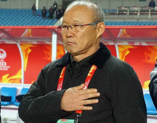 Park Hang-seo – Người có công lớn với bóng đá Việt Nam: là người thầy tài ba, người đồng hành tâm lý của U23 Việt Nam trên hành trình vào chung kết AFC Cup - Ảnh 3.